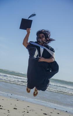 Leticia Graduation